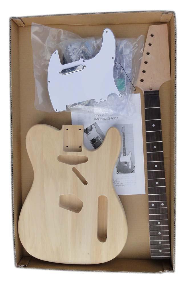 HOSCO エレキギターキット TLタイプ ER-KIT-TC TLタイプ  B001DT9NOG