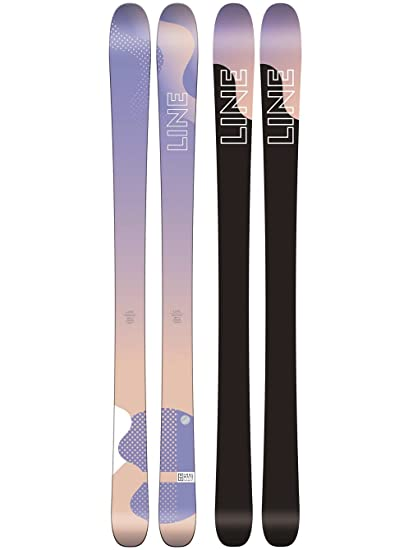 0354821144 Image Unavailable. Image not available for. Color  Line 2018 Soulmate 92  165cm Womens Skis