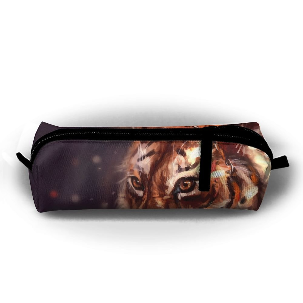 Fire Scary Glance Tigers - Estuche para lápices de ...