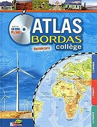 ATLAS BORDAS COLLEGE + CD - GP