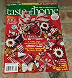 Taste of Home December 2011 - January 2012 (Special Section 2012! Holidays To Remember!)