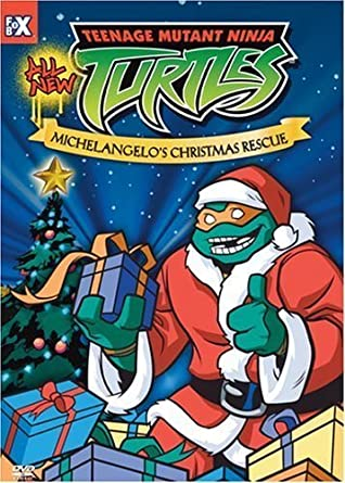 Amazon.com: Teenage Mutant Ninja Turtles - Michelangelos ...