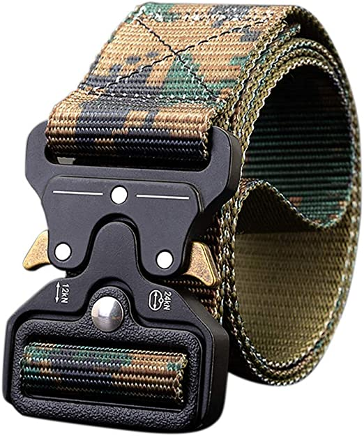 Black Tan Green Gray Police Tactical Duty Belt Suspenders with Widths /& Length