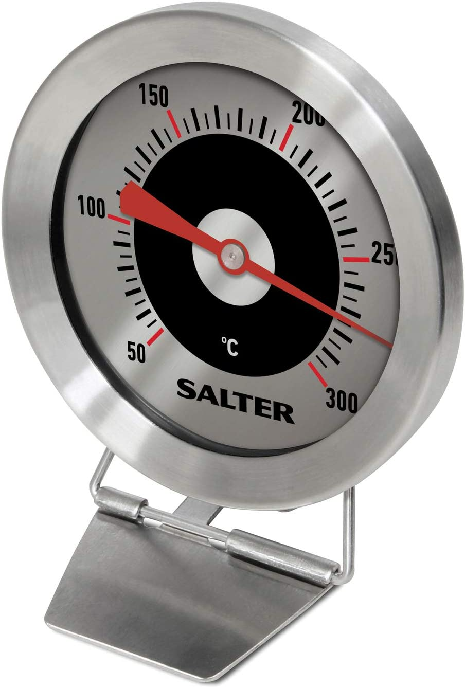 Salter 505Orsscr Gourmet Electronic Wine Thermometer With Silicone Grips