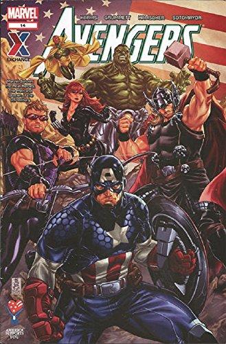 Marvel Comics AAFES 14th Edition [Avengers] #14, Avengers [Captain America; Hawkeye; Black Widow; Vision; Hulk; Thor]