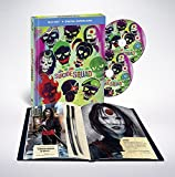 Suicide Squad Extended Cut Filmbook [Blu-ray]