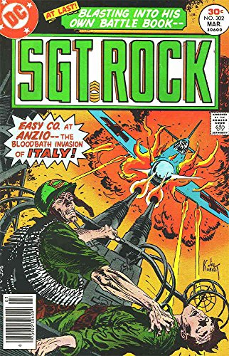 Sgt. Rock #302 VG ; DC comic book