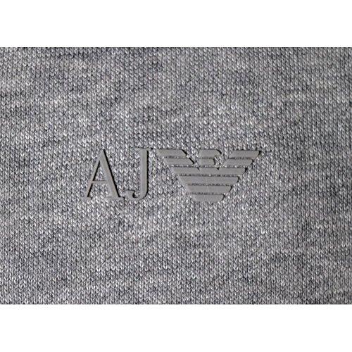 Emporio Armani Herren Sweatshirt grau grau Large
