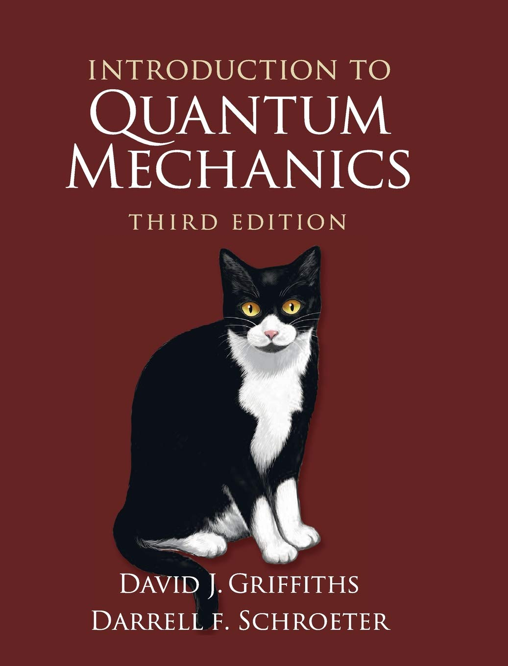Introduction to Quantum Mechanics by Cambridge University Press