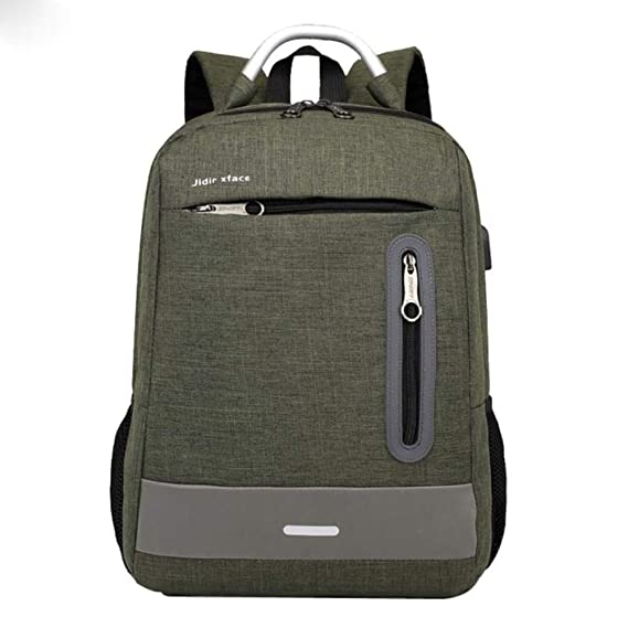 Amazon.com: MLaptop Backpack Men Women Casual Style Travel Business Bag: Computers & Accessories
