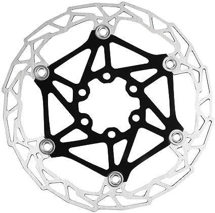 Bicycle Disc Brake MTB Mountain Bike Hydraulic Brake Pad Float Rotor 160mm