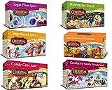 Bundle: Celestial Seasonings Holiday Tea Sampler 6-pack