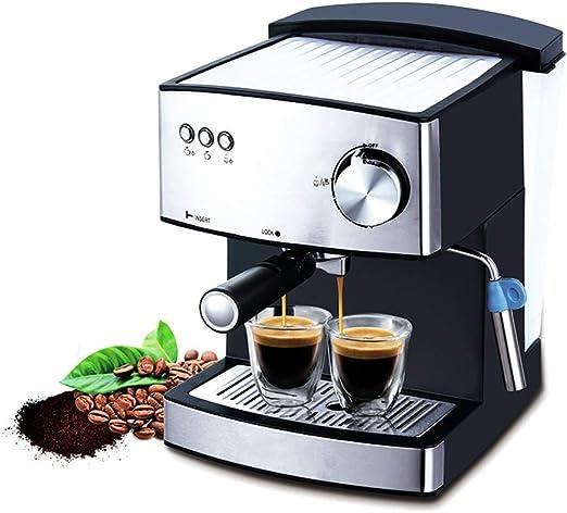 JINRU 1.6L Espresso Máquina De Café Eléctrica Express Espuma ...