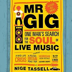 Mr. Gig Audiobook