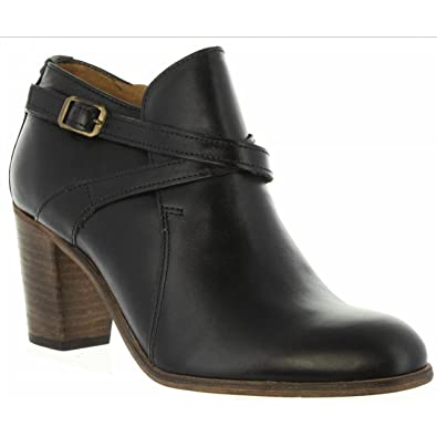 5d2e96c4209bc4 Kickers Data, Bottines Classiques Femme, (Noir), 36 EU: Amazon.fr:  Chaussures et Sacs
