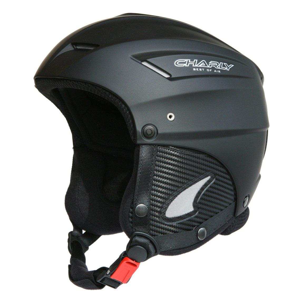Charly Loop, Gleitschirm- und Skihelm mit Helmschutzbeutel, aufrüstbar mit Visier