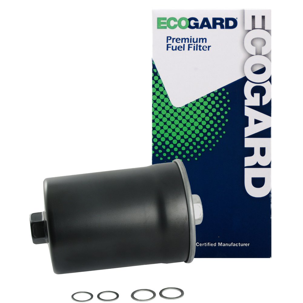 Amazon.com: ECOGARD XF53191 Engine Fuel Filter - Premium Replacement Fits  Audi A6 Quattro, A4 Quattro, Allroad Quattro, S4, A8 Quattro, S8, S6, 90,  ...