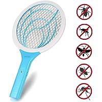 Raqueta Matamoscas Eléctrico Zapper Mosquito, Plagas Insectos Asesino