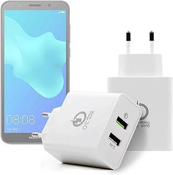 DURAGADGET Kit De Adaptadores con Cargador para Smartphone Wiko ...