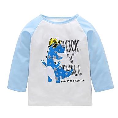 b1766077fa Amazon.com  Pollyhb Boys Girls T-Shirt