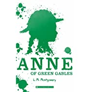 Scholastic Classics: Anne Of Green Gables [Paperback]