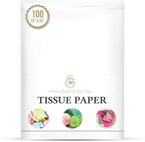 x3 Sheets Fancy Tissue Paper Extra Large Size 98x50cm Gift Wrap In 10 Patterns