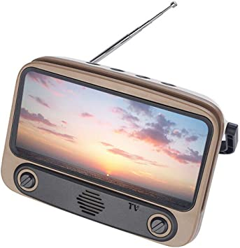 Twocc-Altavoz Bluetooth, Mini Altavoz De Radio PortáTil Fm ...