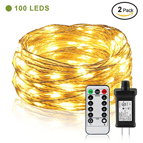 100 Led 10M String Fairy Lights