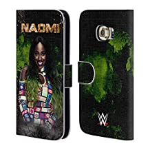 Official WWE LED Image Naomi Leather Book Wallet Case Cover For Samsung Galaxy Note 4