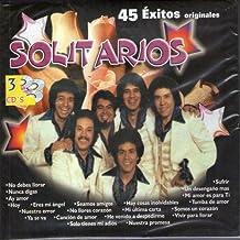 45 EXITOS ORIGINALES DE LOS SOLITARIOS (3CDS)