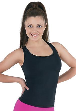 a6369177a5f0b Balera Racerback Tank Top at Amazon Women s Clothing store