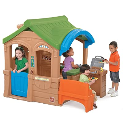 Step2 Gather & Grille Playhouse: Toys & Games