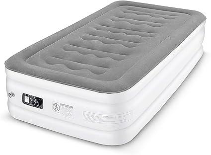 Sdsa8da Somier Individual Tamaño Doble colchón de Aire Cama ...