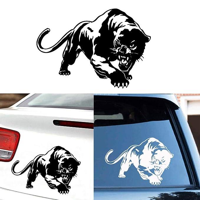 YuanMinglu Moda Tigre Etiquetas y calcomanías para automóviles ...