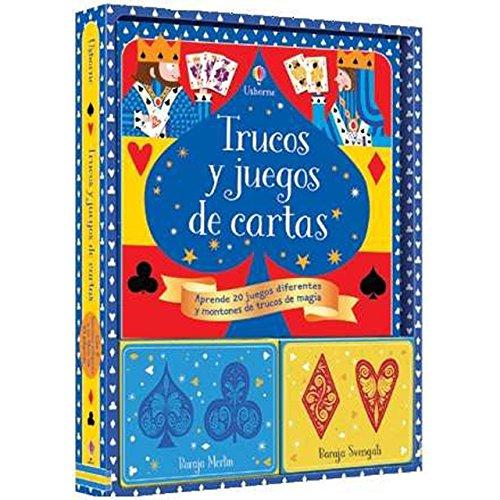 TRUCOS Y JUEGOS DE CARTAS: 9781474940436: Amazon.com: Books