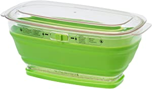 Prepworks by Progressive Collapsible Mini Produce Keeper - 2 Quart