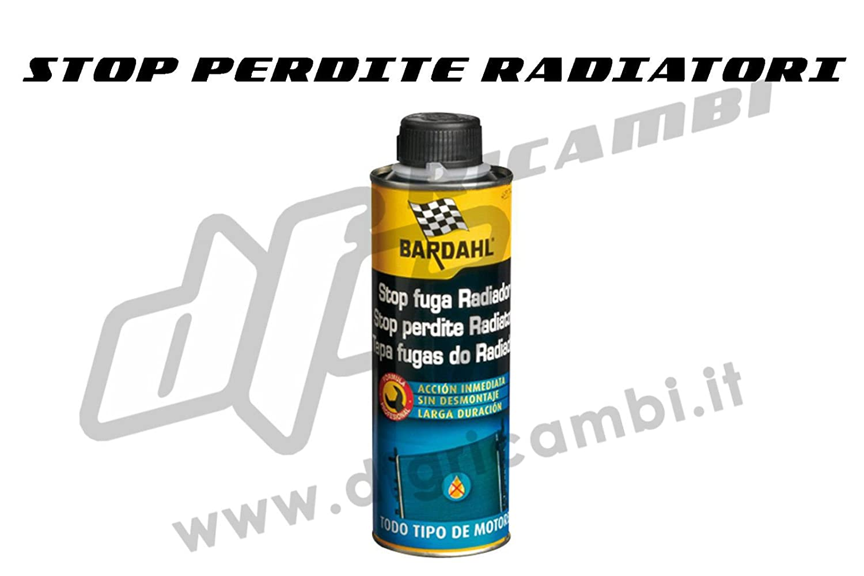 STOP PERDITE RADIATORE BARDAHL (TURAFALLE RADIATORI) 300ML DFGRICAMBI