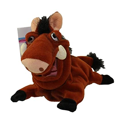 Bean Bag Plush Disney Lion King Pumbaa: Toys & Games
