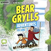 Bear Grylls Adventures: Volume 3: River Challenge & Earthquake Challenge | Bear Grylls