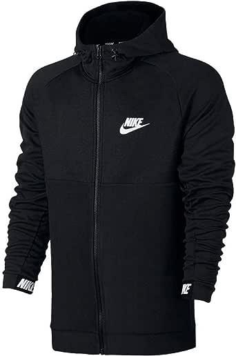 Desconocido Nike Advance 15 Hoodie FZ Fleece Chaqueta