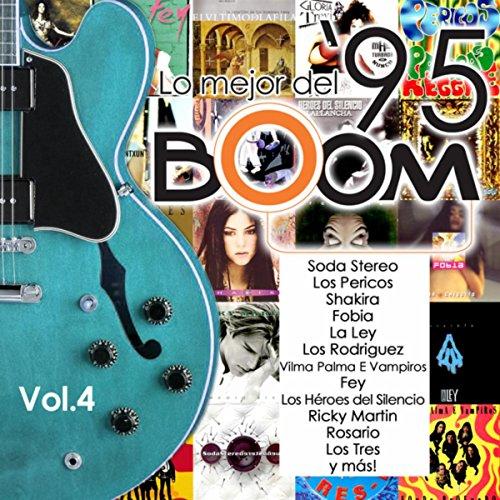 Lo Mejor Del '95 Boom, Vol. 4