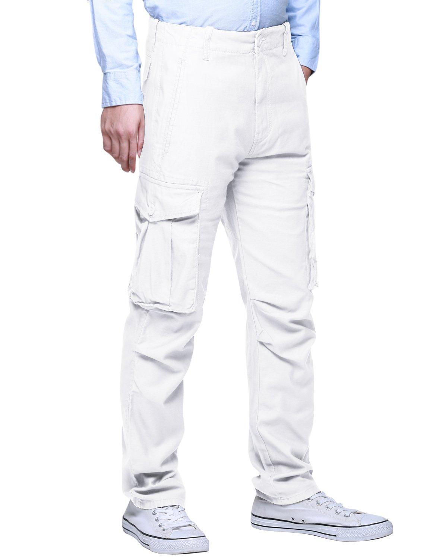 Match APPAREL メンズ B01CZJS5ZA 4L|6540 White 6540 White 4L