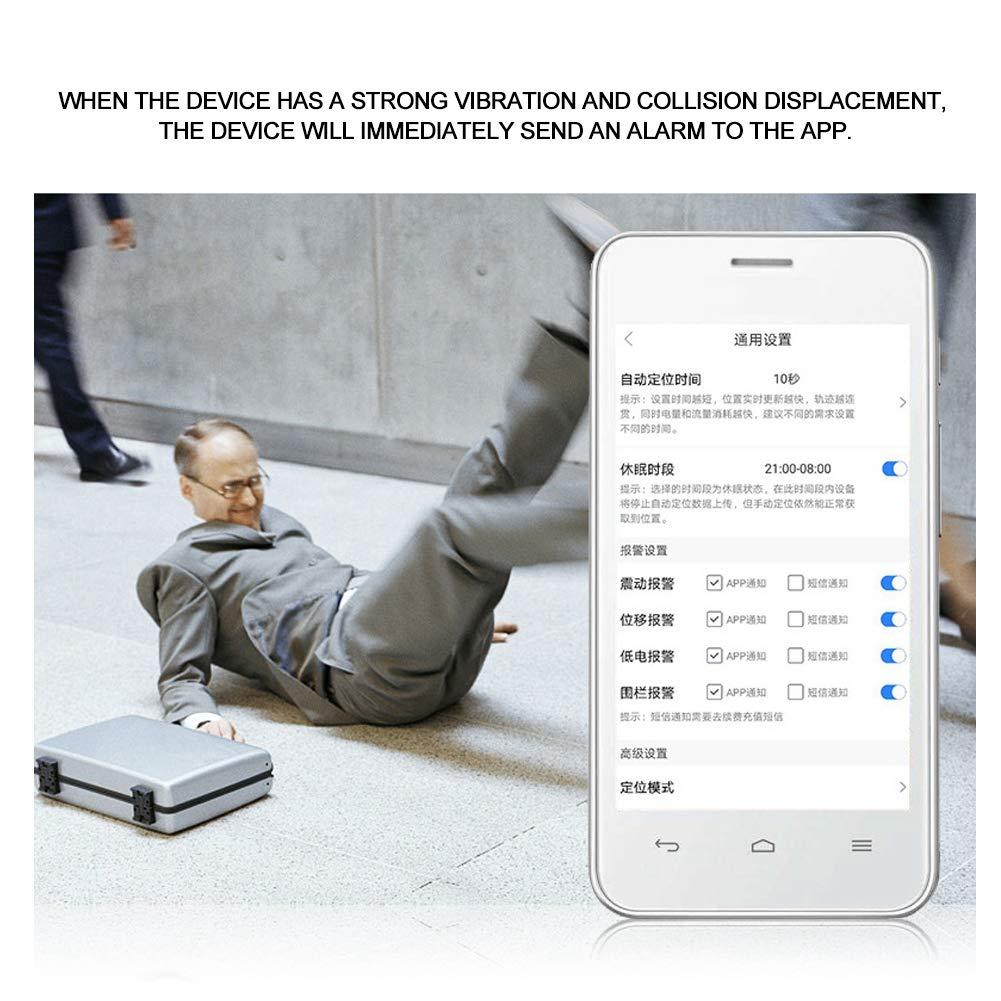 Amazon.com: Yinhing rastreo GPS, localizador inteligente de ...