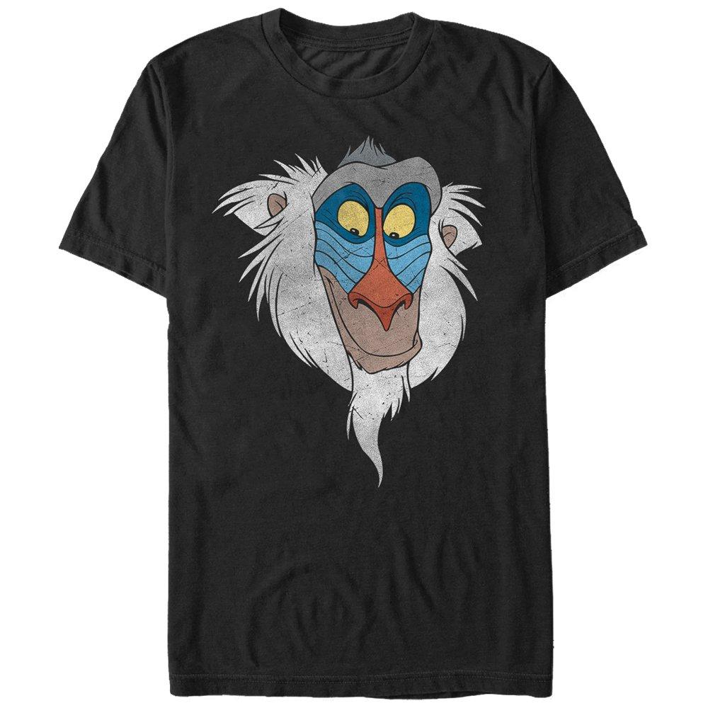 Lion King Rafiki Face T Shirt 1911