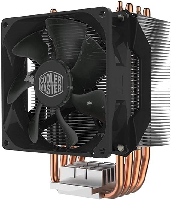 Cooler Master Hyper H412R - Ventilador CPU Cooler Aire, Color ...