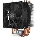Cooler Master Hyper H412R CPU Air Cooler '4 Heatpipes, Compact Heatsink, Easy Installation' RR-H412-20PK-R2