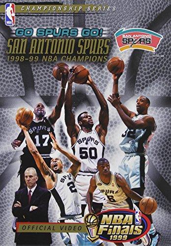 NBA Champions 1999: San Antonio (Champion Nba Spur)