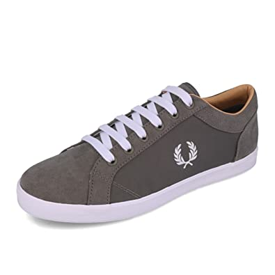 Baseline Poly Falcon Grey 47 Fred Perry Preiswert SP1dGeO