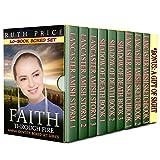 Amish Faith Through Fire 10-Book Boxed Set Bundle