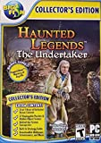 Haunted Legends THE UNDERTAKER COLLECTOR'S EDITION Hidden Object BONUS Game